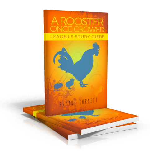A Rooster Once Crowed Leader Guide 3D image cropped
